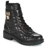 Cipők Női Csizmák Guess HOLDY Fekete