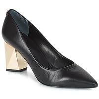 Cipők Női Félcipők Guess BAFI Fekete  / Arany