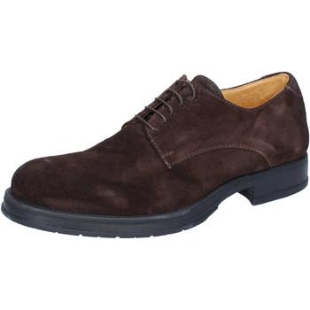 Cipők Férfi Oxford cipők & Bokacipők Salvo Barone Klasszikus BZ164 Barna