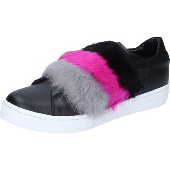 Cipők Női Divat edzőcipők Islo Tornacipő BZ213 Fekete