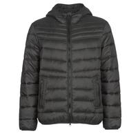 Ruhák Férfi Steppelt kabátok Geox DENNIE Fekete