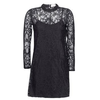 Ruhák Női Rövid ruhák Molly Bracken ZEDEL Fekete