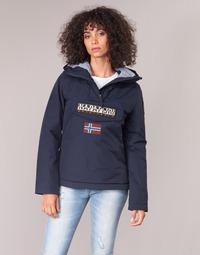 Ruhák Női Parka kabátok Napapijri RAINFOREST WINTER Tengerész
