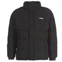 Ruhák Steppelt kabátok Schott NEBRASKA Fekete