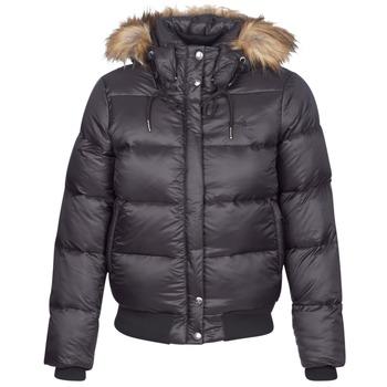 Ruhák Női Steppelt kabátok Schott MAYDAY Fekete