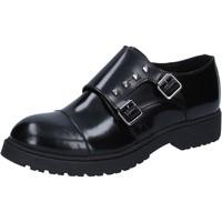 Cipők Női Oxford cipők Islo Klasszikus BZ228 Fekete
