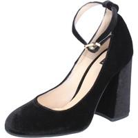 Cipők Női Félcipők Islo Dekoltált cipő BZ233 Fekete