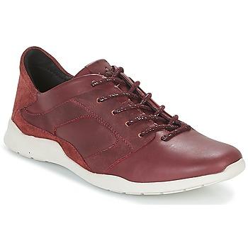 Cipők Női Rövid szárú edzőcipők TBS JARDINS Barna
