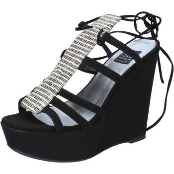 Cipők Női Szandálok / Saruk Islo Szandál BZ328 Fekete