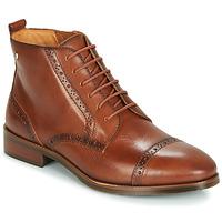 Cipők Női Csizmák Pikolinos ROYAL W4D Teve
