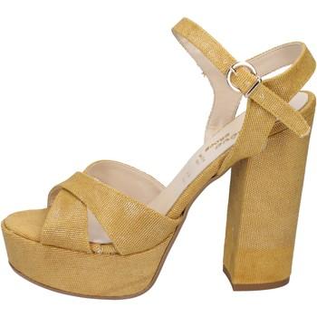 Cipők Női Szandálok / Saruk Geneve Shoes BZ892 Sárga