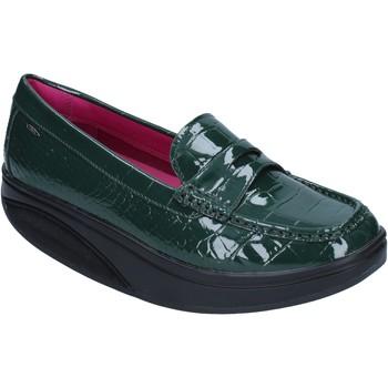 Cipők Női Mokkaszínek Mbt BZ906 Zöld