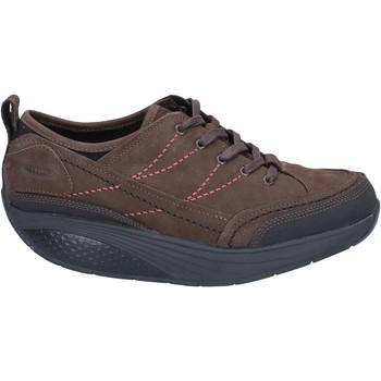 Cipők Női Rövid szárú edzőcipők Mbt MATWA BZ912 Barna