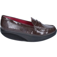 Cipők Női Mokkaszínek Mbt BZ916 Barna