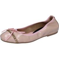Cipők Női Balerina cipők  Crown balerina cipő BZ941 Rózsa