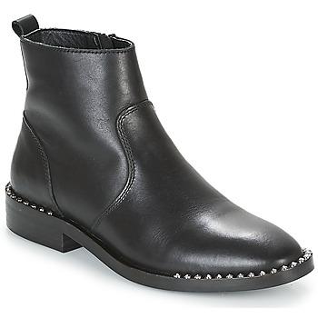 Cipők Női Csizmák Bullboxer TELMASSA Fekete