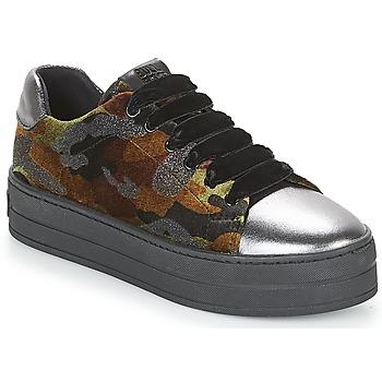 Cipők Női Rövid szárú edzőcipők Bullboxer TECHA Gunn