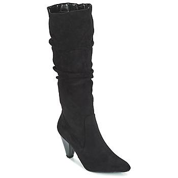 Cipők Női Városi csizmák Moony Mood JULMA Fekete