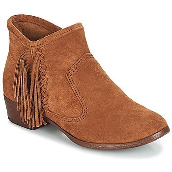 Cipők Női Bokacsizmák Minnetonka BLAKE BOOT Teve