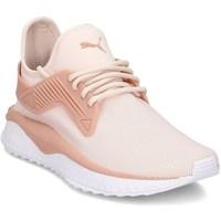 Cipők Gyerek Oxford cipők & Bokacipők Puma Tsugi Cage Rózsaszín