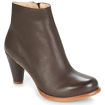 Cipők Női Bokacsizmák Neosens BEBA Barna