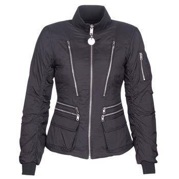 Ruhák Női Steppelt kabátok Diesel W-BLANKYT Fekete