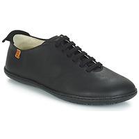 Cipők Rövid szárú edzőcipők El Naturalista EL VIAJERO FLIDSU Fekete