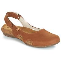 Shoes Női Szandálok / Saruk El Naturalista WAKATAUA Barna