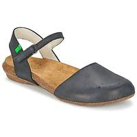 Shoes Női Szandálok / Saruk El Naturalista WAKATAUA Fekete