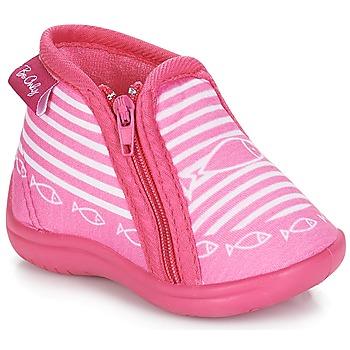 Cipők Lány Mamuszok Be Only TIMOUSSON Rózsaszín