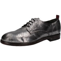 Cipők Női Oxford cipők Moma AE200 Ezüst