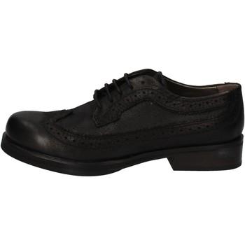 Cipők Női Oxford cipők Crime London AE323 Fekete