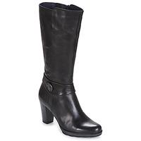 Cipők Női Városi csizmák Dorking REINA Fekete
