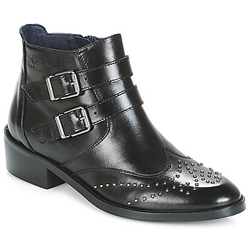 Cipők Női Csizmák Dorking CELINE Fekete