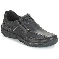 Cipők Férfi Oxford cipők Josef Seibel Nolan 18 Fekete