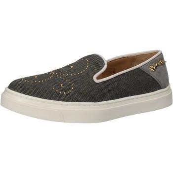 Cipők Női Belebújós cipők Braccialini AE545 Szürke