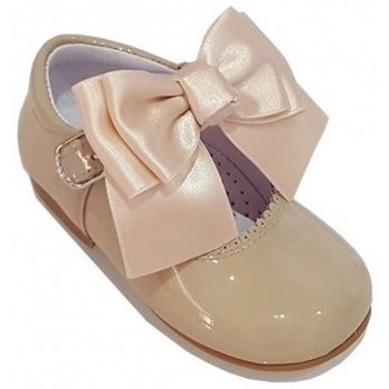 Cipők Lány Oxford cipők & Bokacipők Bambi 19580 Barna