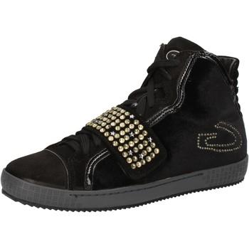 Cipők Női Magas szárú edzőcipők Guardiani AE827 Fekete