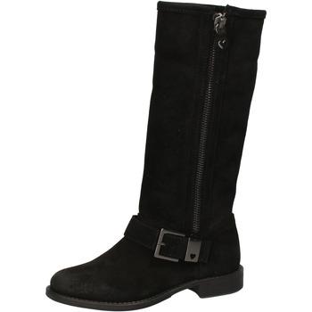 Cipők Női Városi csizmák Twin Set AE835 Fekete