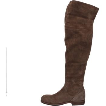 Cipők Női Combcsizmák Vic AE871 Barna