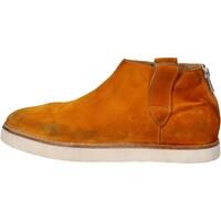Cipők Női Csizmák Moma AE995 Sárga