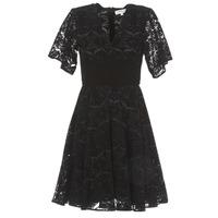 Ruhák Női Rövid ruhák Derhy DAMOISELLE Fekete