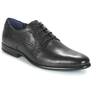 Cipők Férfi Oxford cipők Dockers by Gerli HERAN Fekete