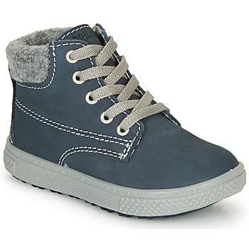 Cipők Fiú Csizmák Primigi BARTH 19 Kék