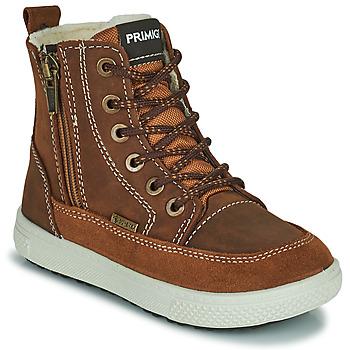 Cipők Fiú Hótaposók Primigi PCA 24130 Barna