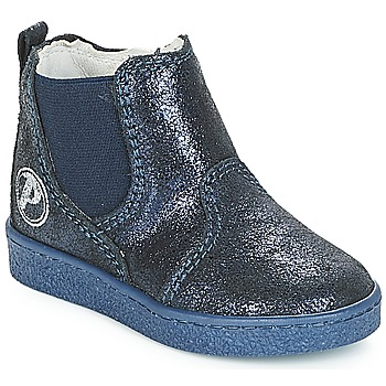 Cipők Lány Csizmák Primigi WODY Kék
