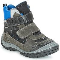 Cipők Fiú Hótaposók Primigi PNA 24355 GORE-TEX Szürke / Kék