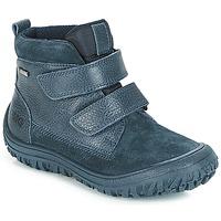 Cipők Fiú Csizmák Primigi POG 24371 GORE-TEX Kék