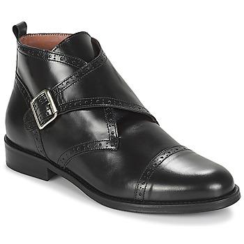 Cipők Női Csizmák Jonak DRISANA Fekete