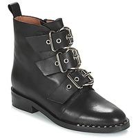 Cipők Női Csizmák Jonak DIRCE Fekete